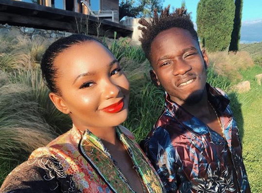 Mr. Eazi Explains How He Met Girlfriend, Temi Otedola