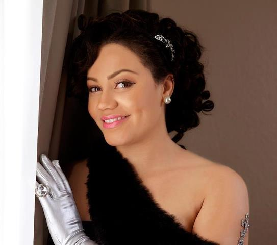 Nadia Buari Is 35 And Joyful!