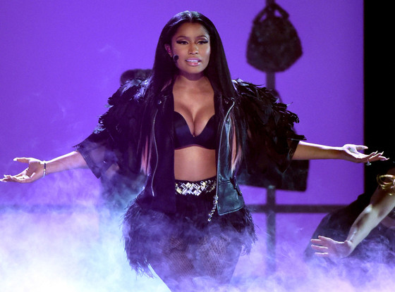 Nicki Minaj Reveals New Superstar Boyfriend Since Leaving Meek Mill