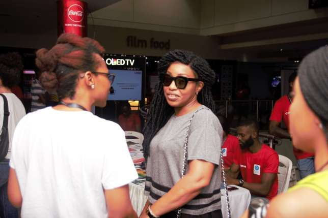 AFRIFF 2018: Rita Dominic, Nse Ikpe Etim spice up day 3