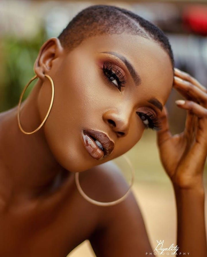 Pretty Model, Omotayo Ekundayo Who Has Been Bullied Over A Flaw Stuns In New Professional Photoshoot