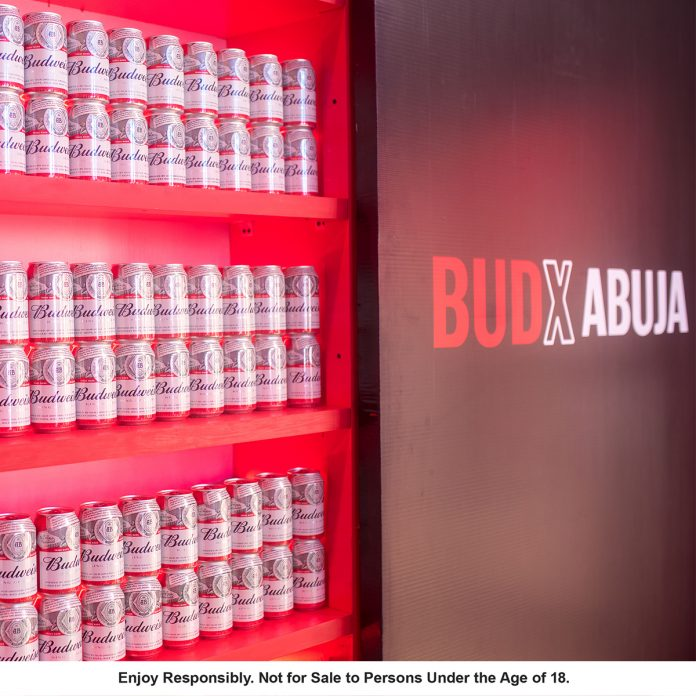 The Electronic Music Lab by Budweiser, BUDx Debuts in Abuja