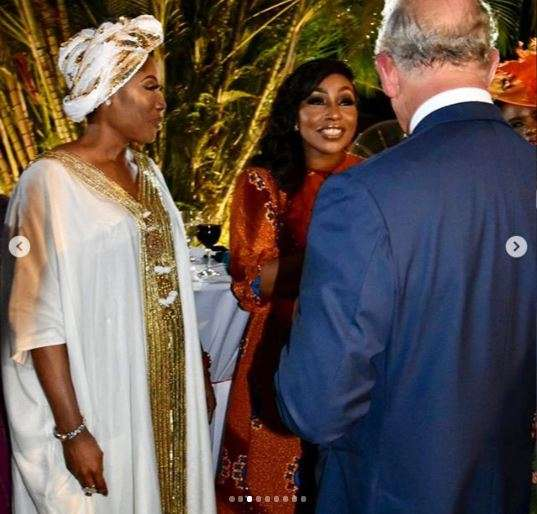 Celebrities troop out in their numbers to meet Prince Charles [Photos]