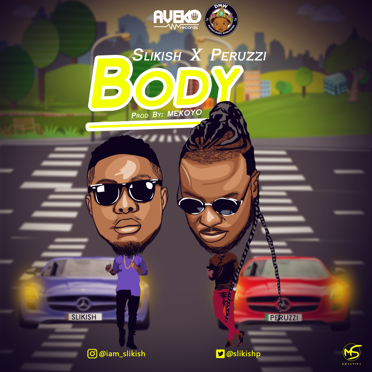 MUSIC:Slikish ft. Peruzzi – Body