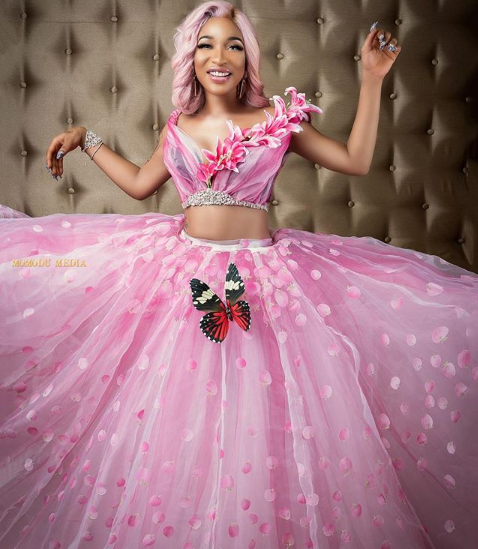 Tonto Dikeh Reveals Why She's Never Kissing Her Man Again
