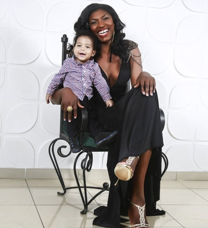 Ufoma McDermott Narrates How Her Son Was Conceived Via IVF
