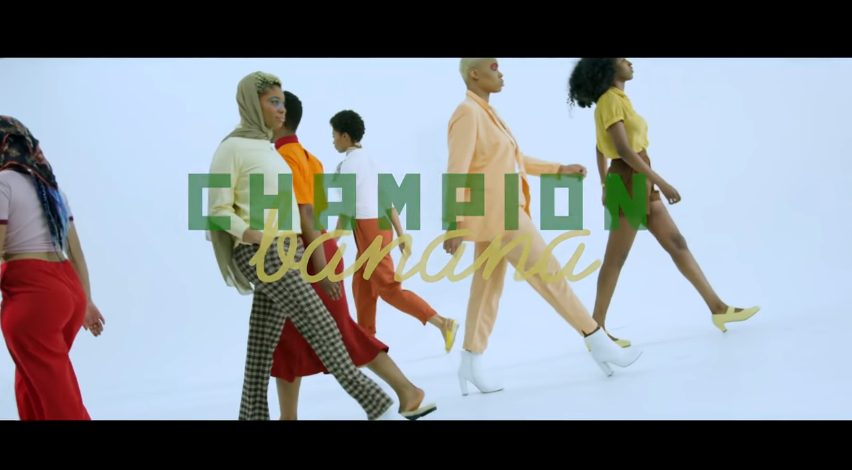 VIDEO: Wayo – Champion Banana