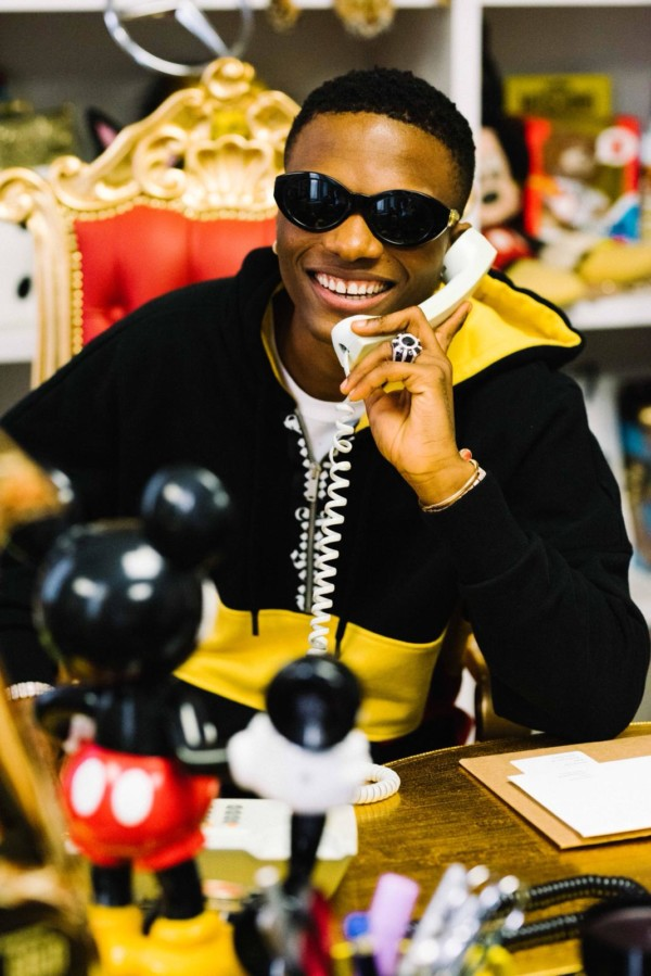 Wizkid Reportedly Buys Lamborghini Urus Worth N80million