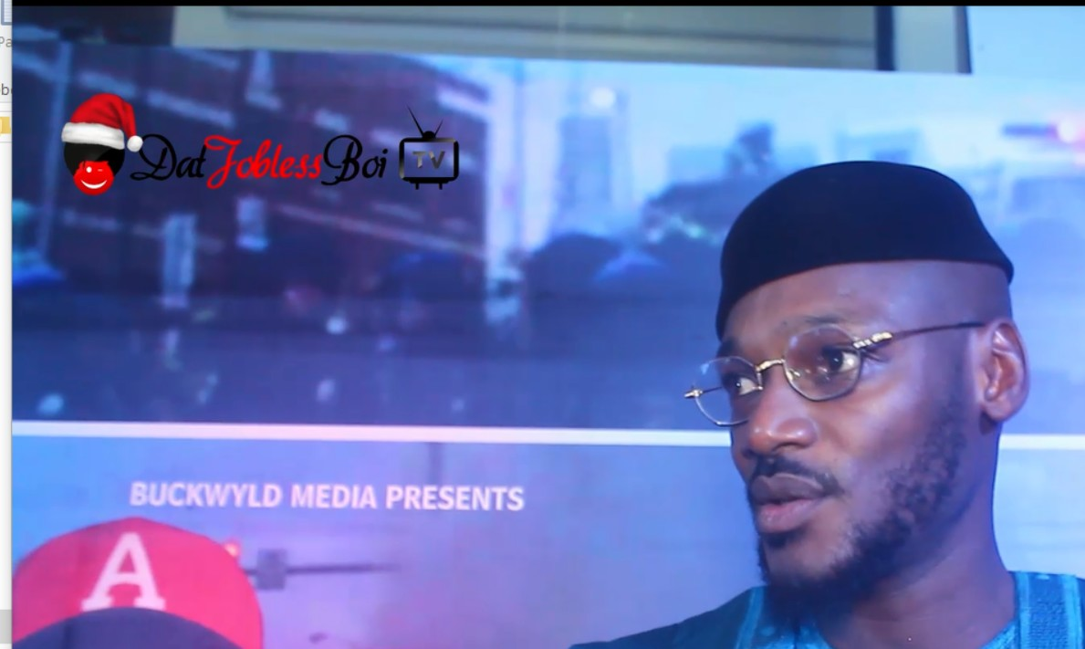 "February 6th, 2017 cancelled nationwide protest influenced ""Power Of 1"" Movie. – 2Face Idibia"