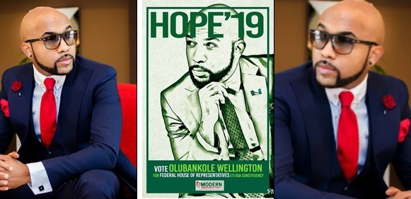 Banky W Reveals why He Is Running For Political Office