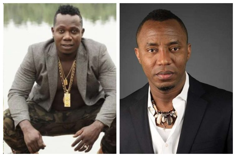 Duncan Mighty Wants To Be Sowore's Running Mate