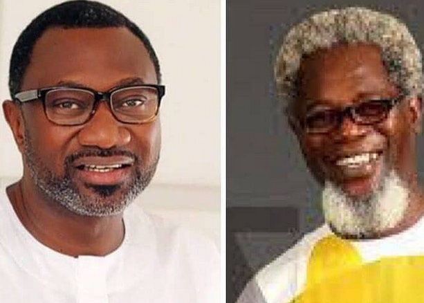 Femi Otedola Promises To Take Care Of Victor Olaotan's Medical Bills