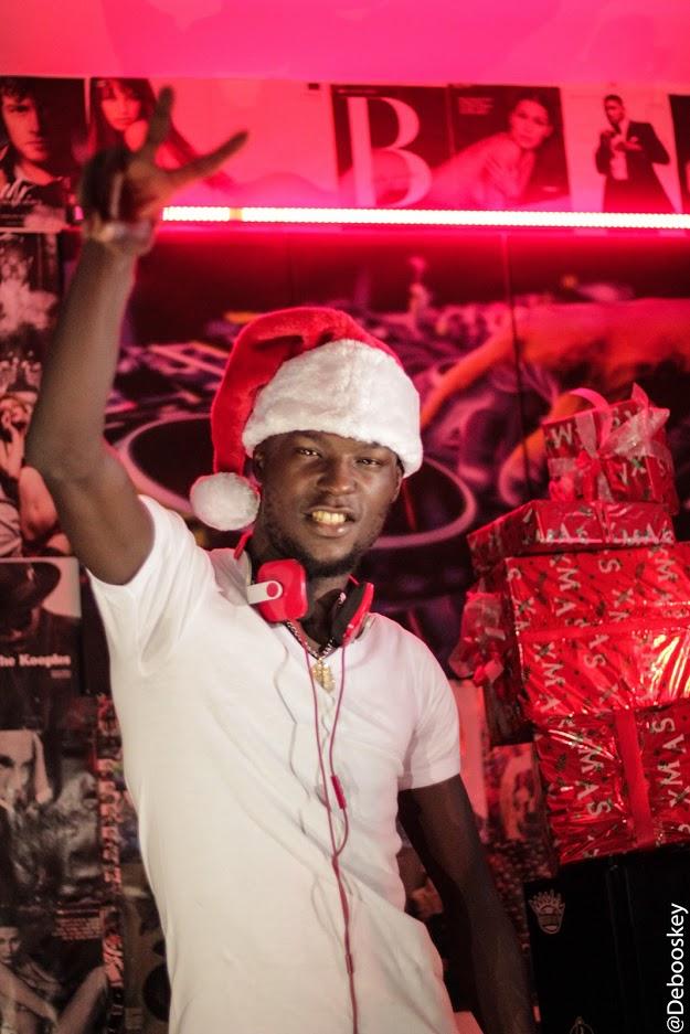 MIXTAPE: DJ FLAMMZY – FIRE CHRISTMAS CAROL | @Deejayflammzy
