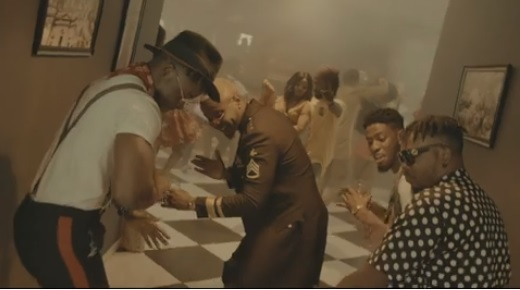 VIDEO: DJ Enimoney – Send Her Money ft. Olamide, Kizz Daniel, Kranium, LK Kuddy