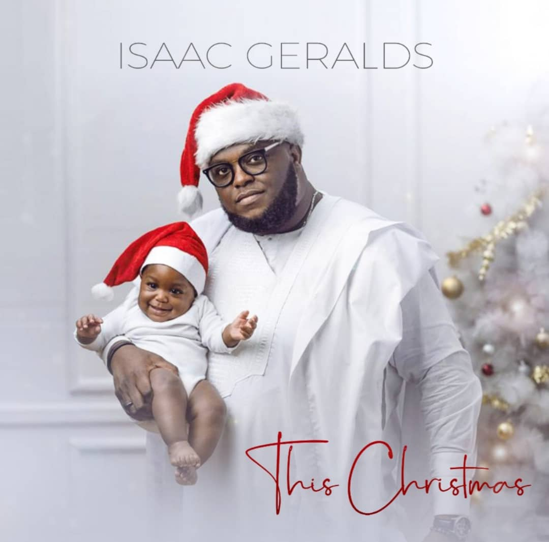 EP: Isaac Geralds -'This Christmas EP'