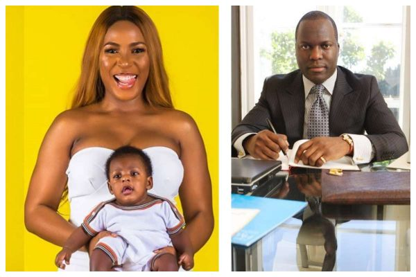 "Celebrity blogger ""Linda Ikeji"" Confirms Who Her Baby Daddy Is, Why They Aren't Getting Married"
