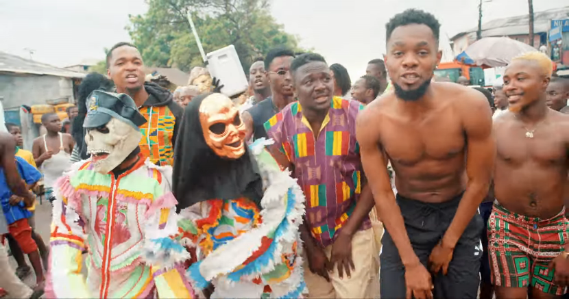 VIDEO: DJ Mic Smith ft. Patoranking & Shaker – Jama