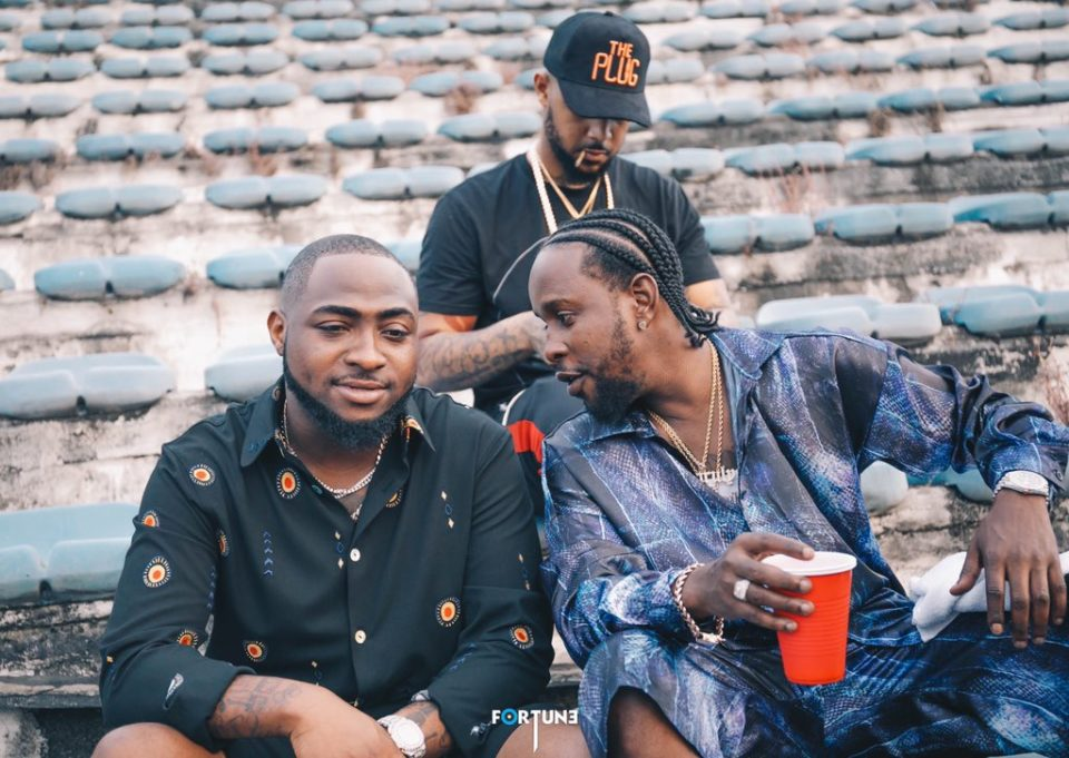 VIDEO: Popcaan ft. Davido – Dun Rich
