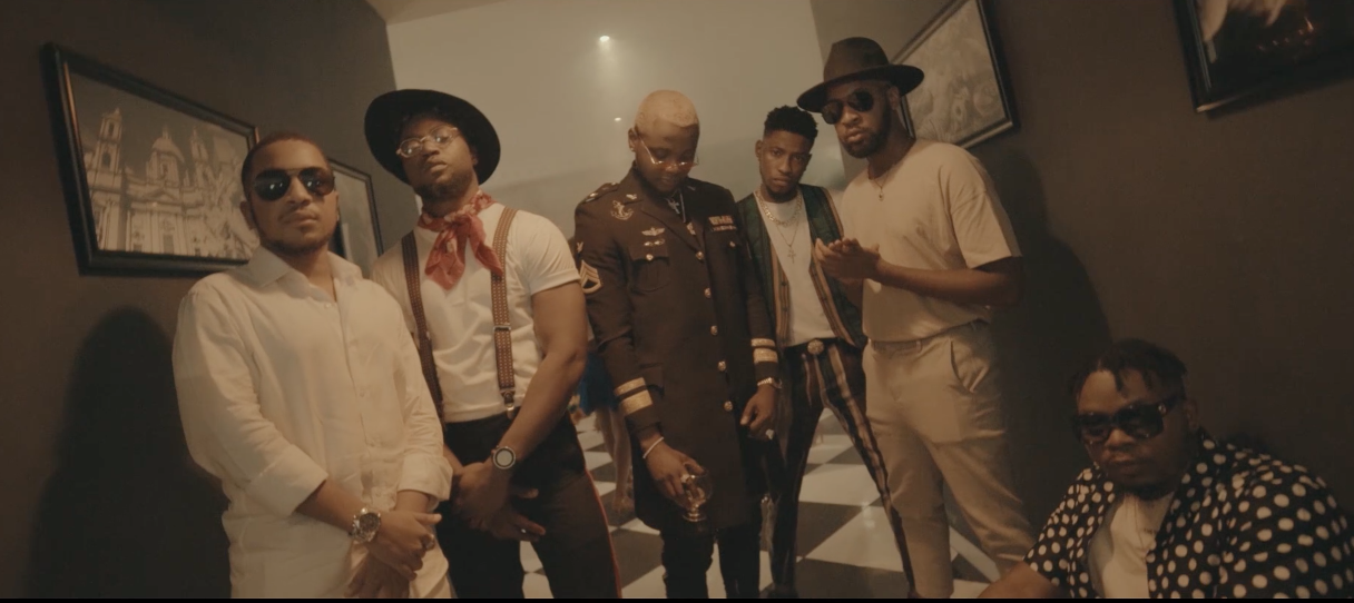 Video: Djenimoney Ft Olamide, Kizz Daniel, Kranium & Lk Kuddy – Send Her Money