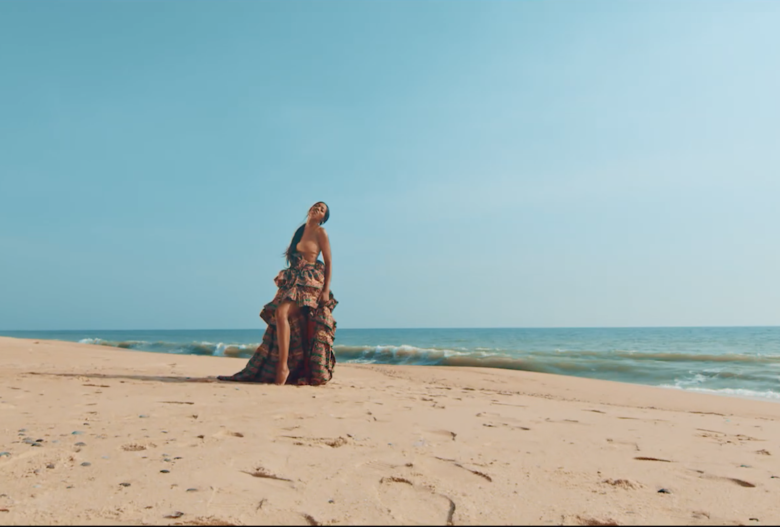 VIDEO: Tiwa Savage – One