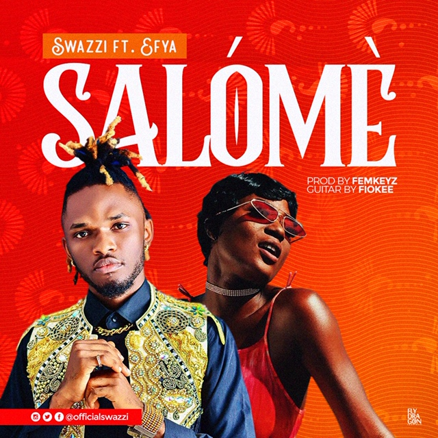VIDEO: Swazzi Ft. Efya – Salome