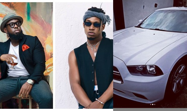 Timaya Buys A Car For Label Act King Perryy