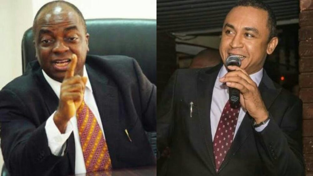Daddy Freeze Sermons Bishop David Oyedepo