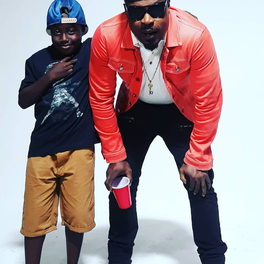 Eedris Abdulkareem Shows Off His Son  | SEE PHOTOS