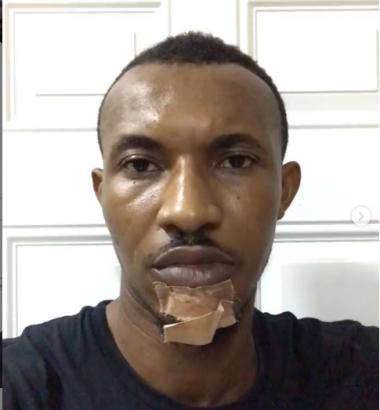 Gideon Okeke Alleges Police Brutality In Lagos