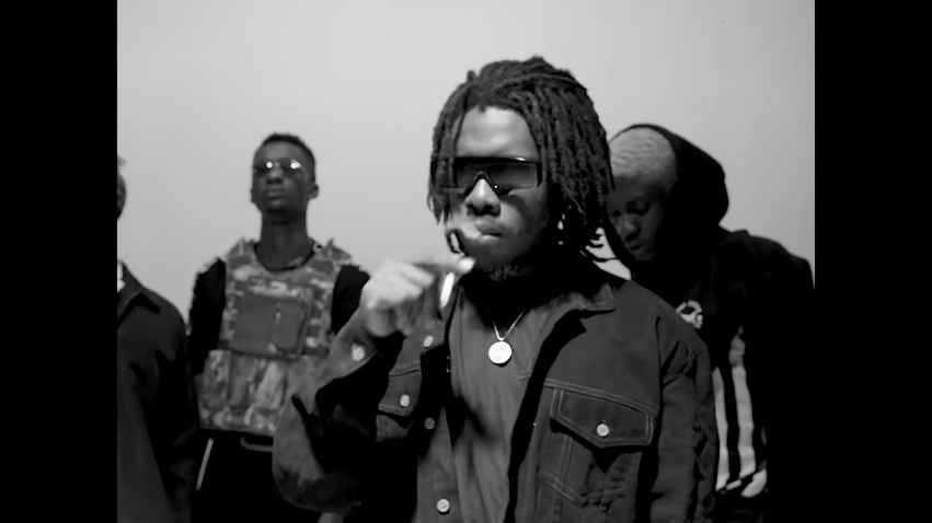 VIDEO: La Même Gang – Kemor Ame (ft. Darkovibes, RJZ, Kiddblack & Nxwrth)