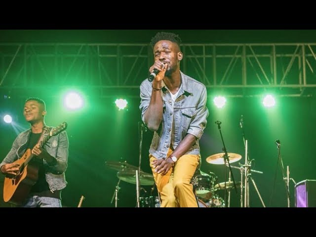 VIDEO: Johnny Drille Live Abuja Recap
