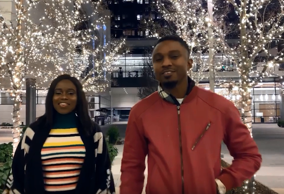 VIDEO: Whitney Edo Feat. Tolu – Mary Did You Know (Special Christmas Cover)