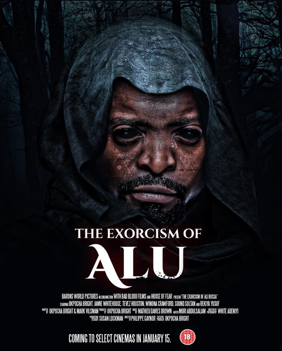 Is Basketmouth Releasing His First Feature Film This January?