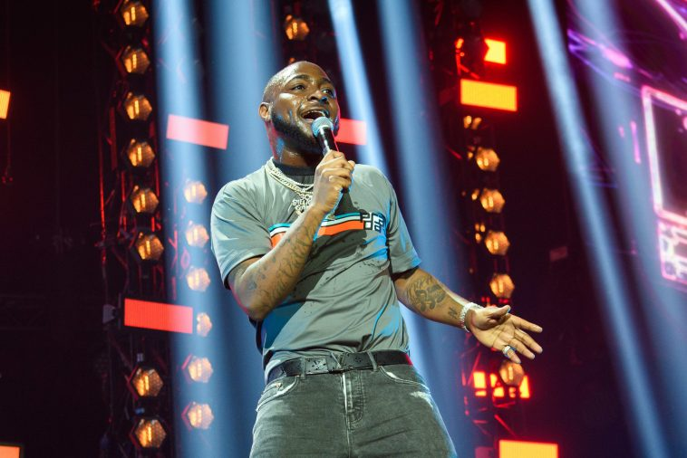 "Davido's ""Fall"" Reportedly Taking Over Radio Stations In The US"
