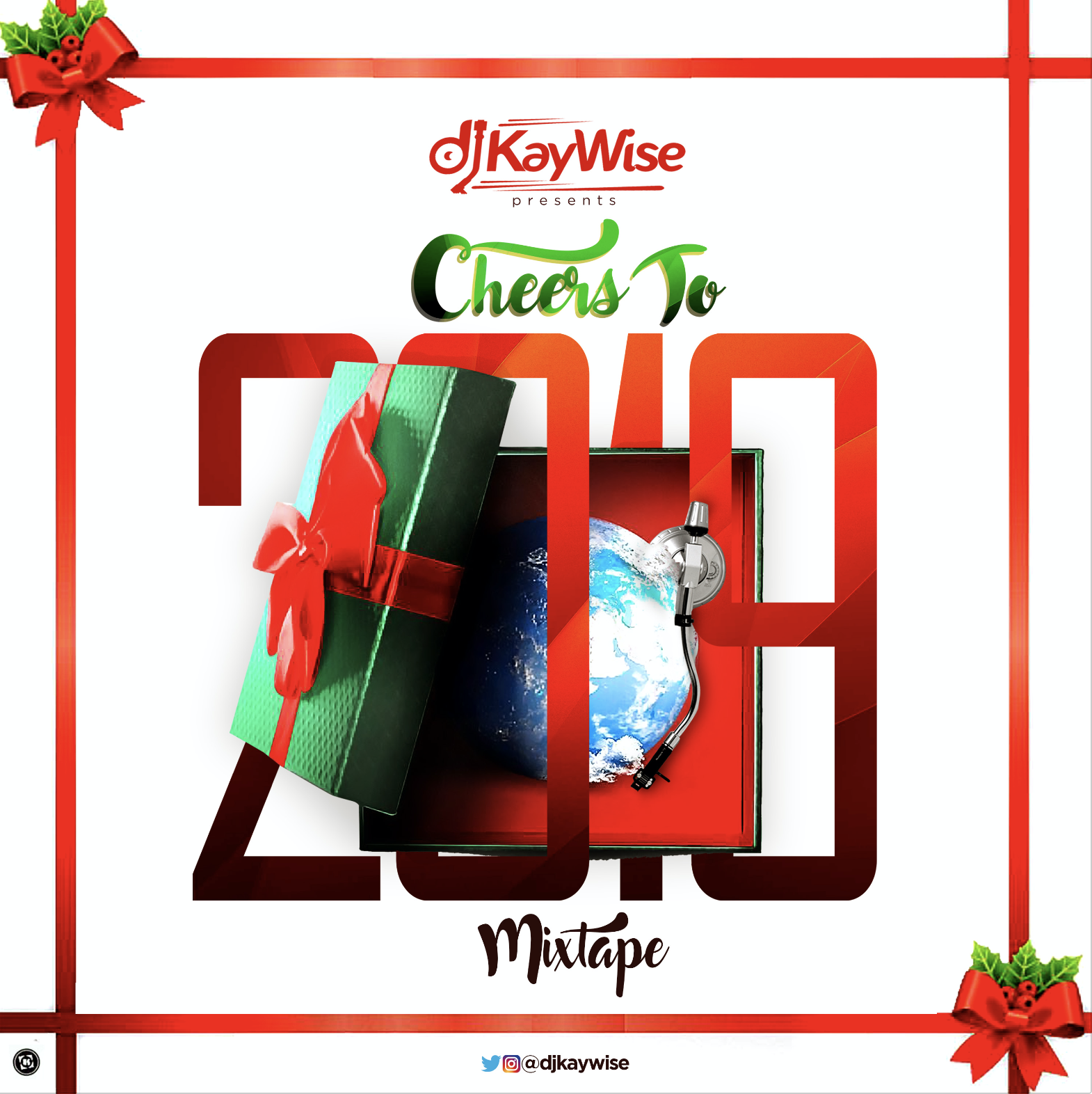Mixtape: DJ Kaywise open year with :Cheers To 2019″
