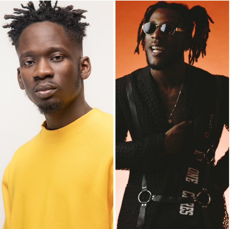 Mr Eazi And Burna Boy To Perform At 2019 Coachella
