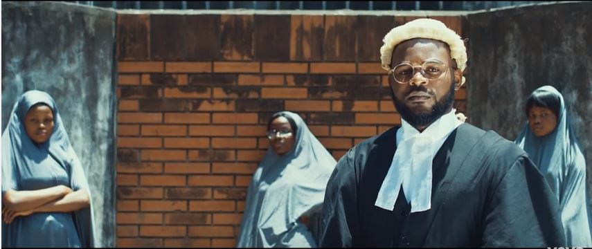 VIDEO: Falz – Talk