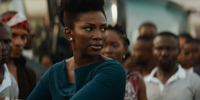Genevieve Nnaji Becomes Nollywood's First Billionaire