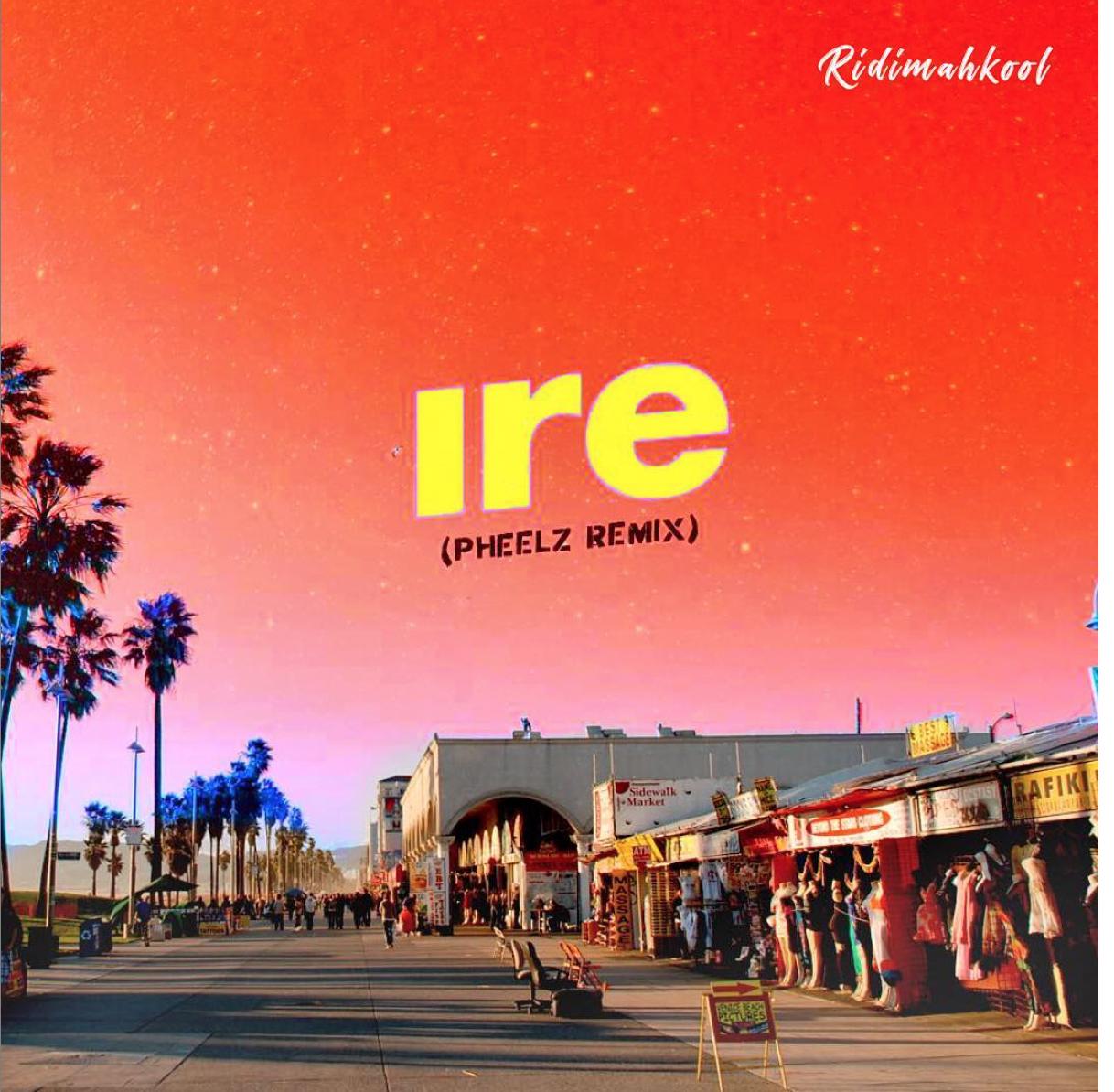 VIDEO: Adekunle Gold – Ire (Pheelz Remix)