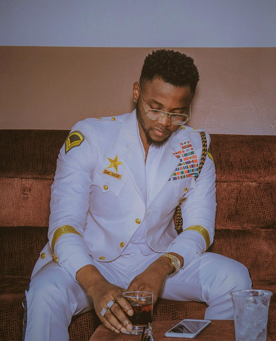 Kizz Daniel's Label Announces New Management