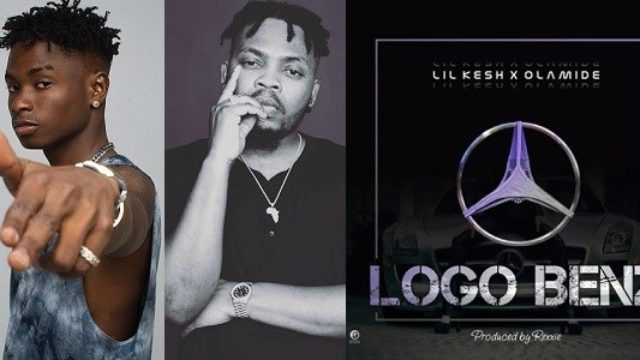 "Lil Kesh Speaks About His Controversial ""Logo Benz"" Song"