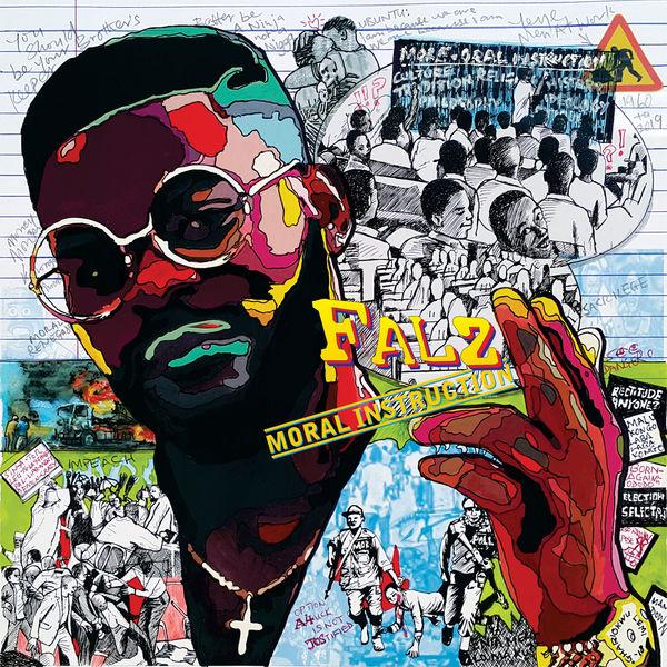 "Falz Releases ""Moral Instruction"" Album"