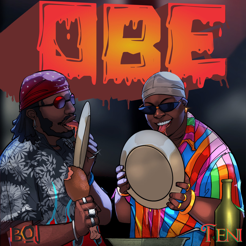 Music: BOJ ft. Teni – Obe (Stew)