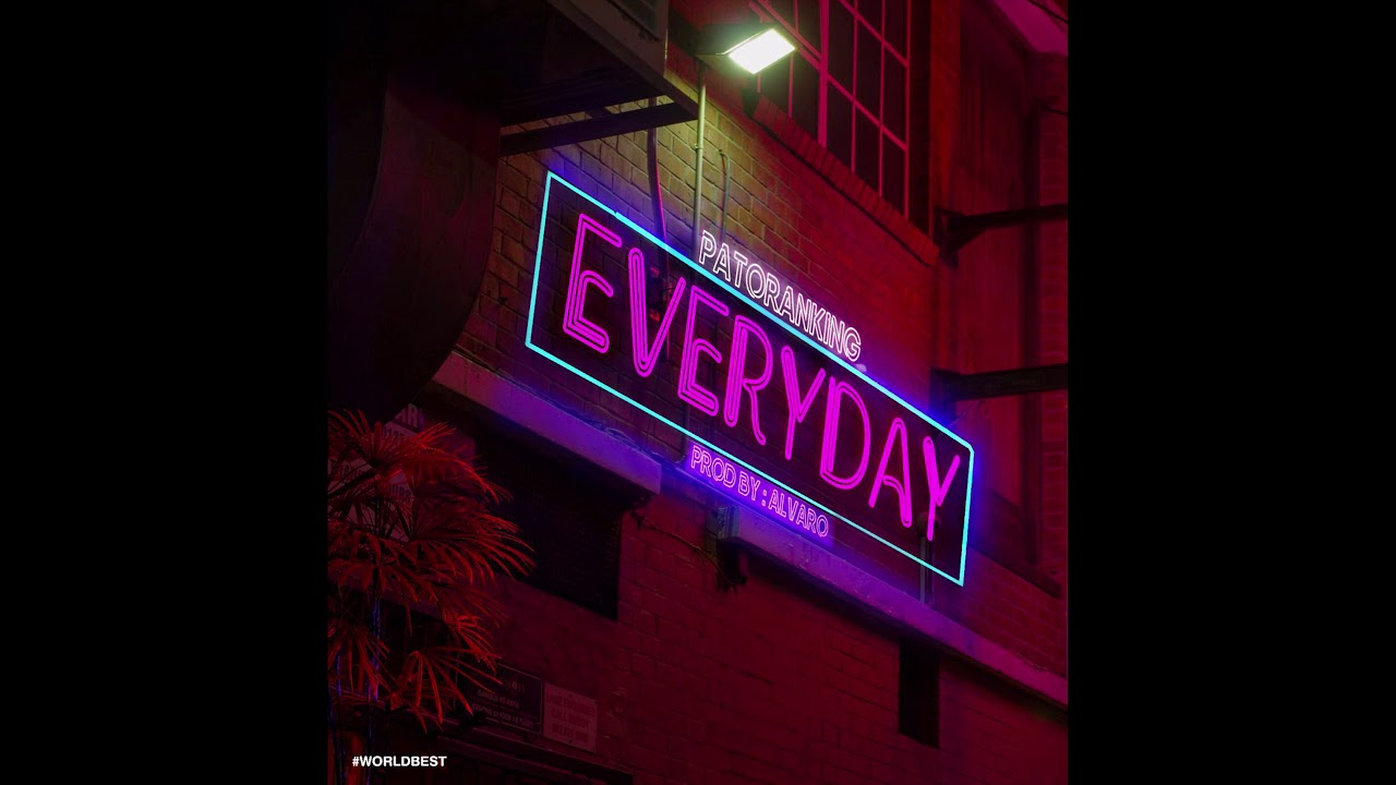 VIDEO: Patoranking – Everyday