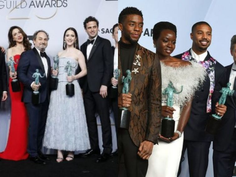 Black Panther has emerged the biggest winner at the 25th Annual SAG Awards 2019 | SEE FULL LIST