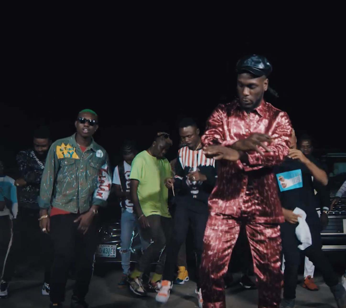 VIDEO: Zlatan & Burna Boy – Killin Dem