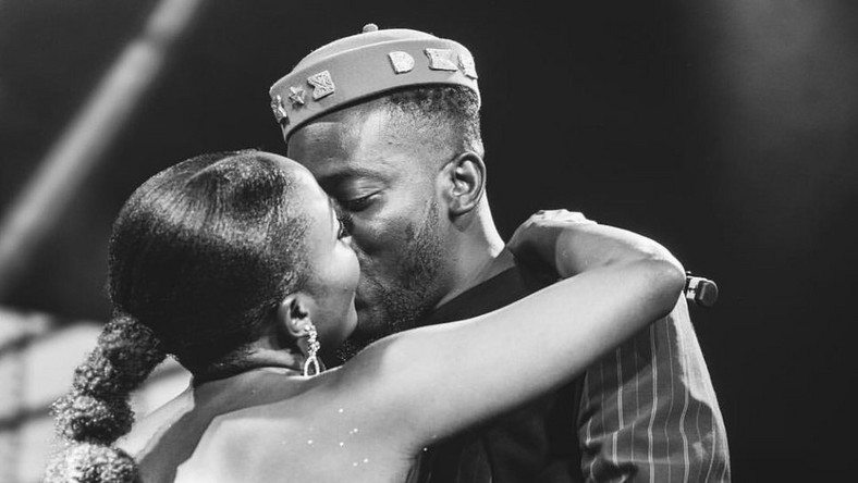 VIDEO: Simi And Her Bridesmaids Practising Their Entrance Dance At Her Traditional Wedding To Adekunle Gold