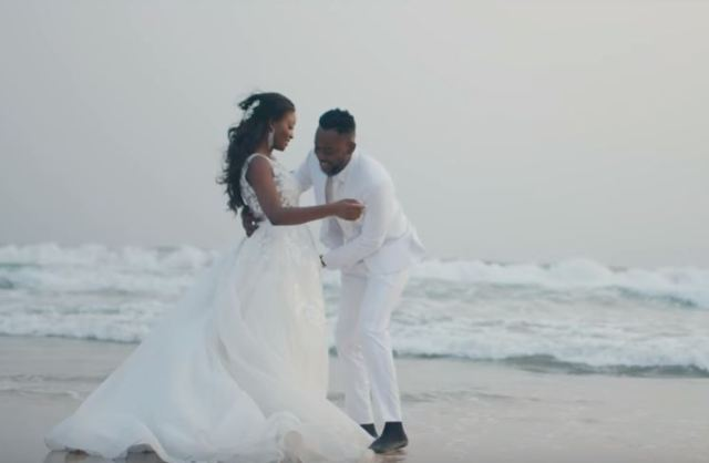 Adekunle Gold Reveals Why His Wedding With Simi Was Private