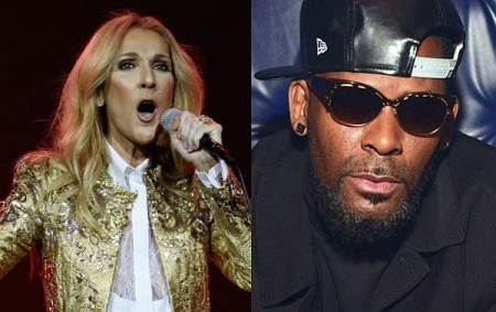 Céline Dion Reportedly Pulling R. Kelly Collab 'I'm Your Angel' From Streaming