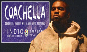 Kanye West Pulled Out Of Coachella